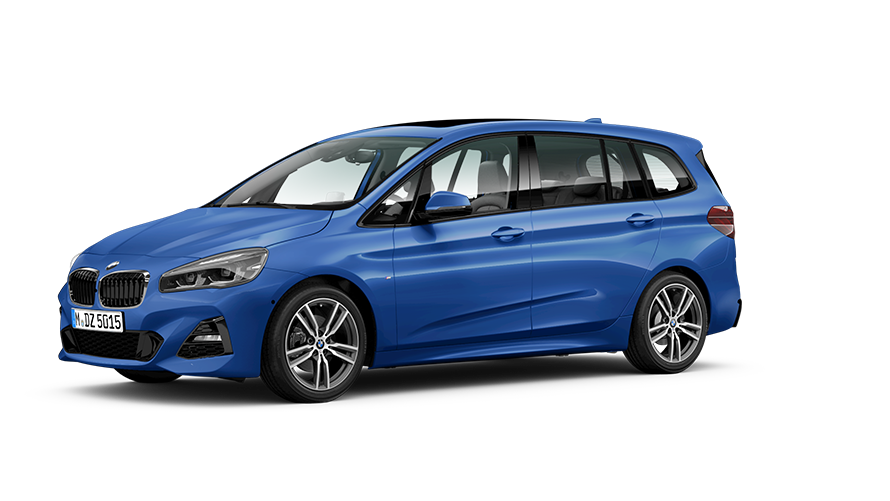 BMW 2 Series Gran Tourer ModelCard