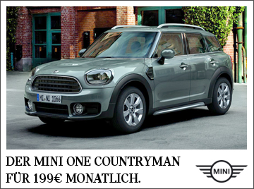 Mini One Countryman artikel